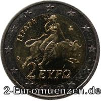 2 euro 2002 griechenland