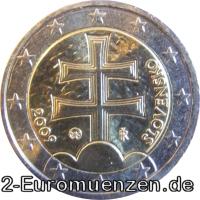 übersicht Der 2 Euro Umlaufmünzen Und 2 Euro Gedenkmünzen Aus Der